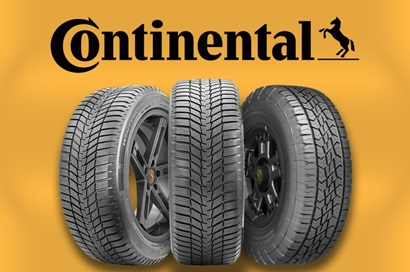 History of Continental Tires
