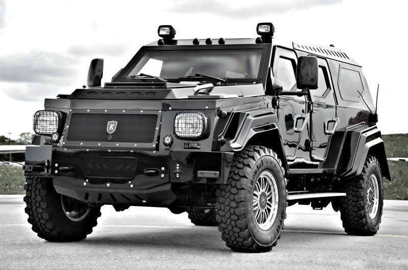 The Need of Armoured Vehicles in the Contemporary World