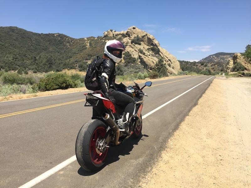 Accumulating Individuals Motorcycle Miles, Greatly