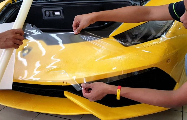 All about car paint protection