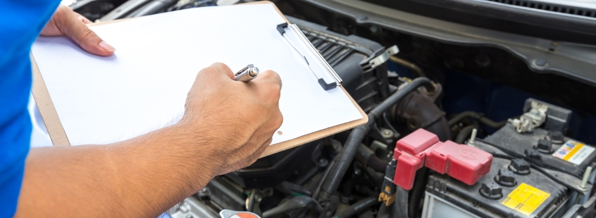Check the roadworthiness of your vehicle with MOT test