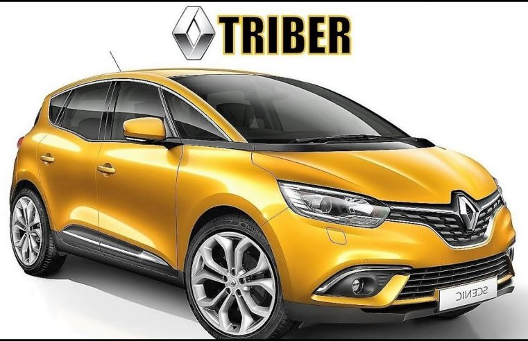 Renault Triber- The 7-Seater – A Perfect Car For Family Trips