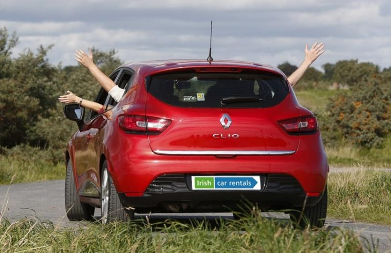 How To Hire And Drive A Car In Ireland
