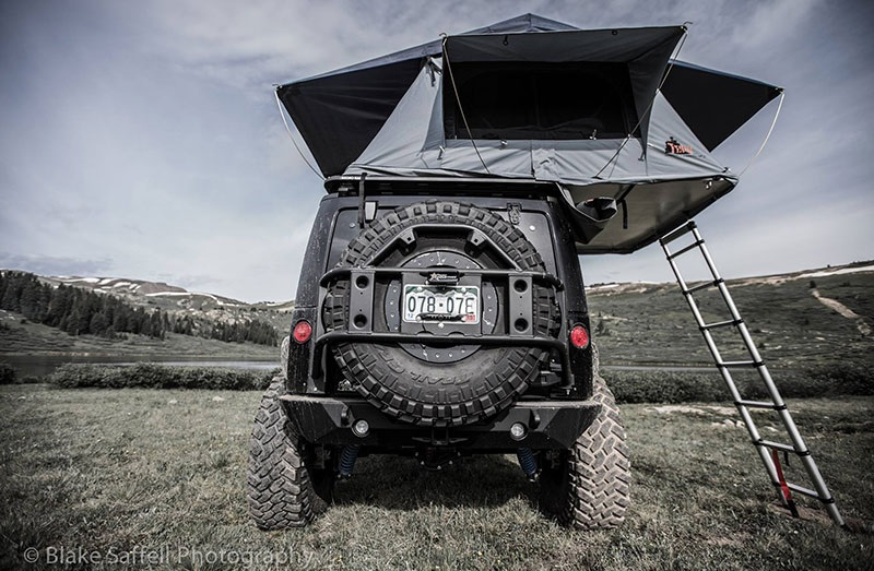 How to Fit Your Rooftop Jeep Tents?