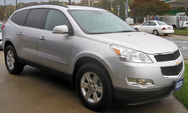 The Chevrolet Traverse: The History and Evolution of a True Automotive Workhorse