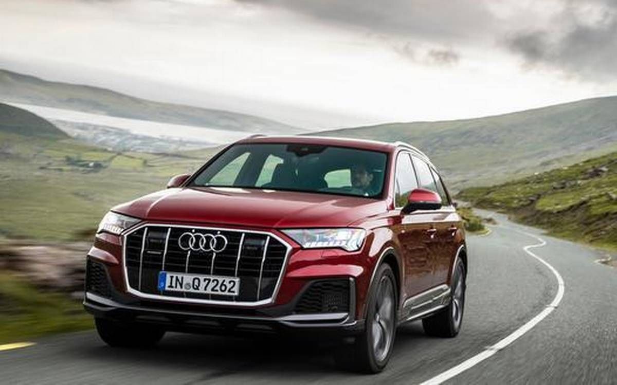 Elevate Your Driving Experience with the New Audi Q7