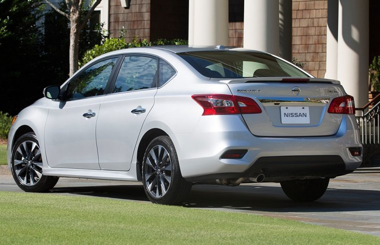 Top 5 Reasons to purchase a Nissan Sentra