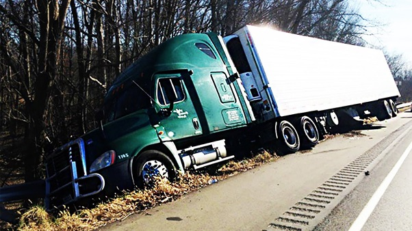Look Out For Truck Tire Blowouts