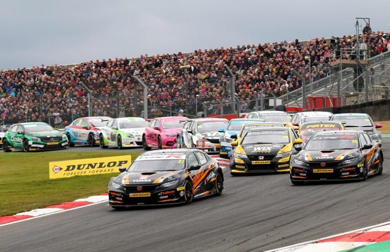 2019 season of Kwik Fit British Touring Car Championship – Touring Car vs Road Car