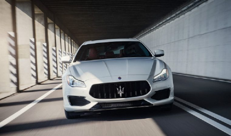 Features of the 2019 Maserati Quattroporte
