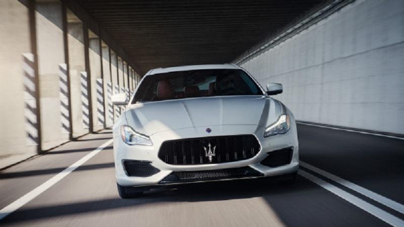 Features of the 2019 Maserati Quattroporte