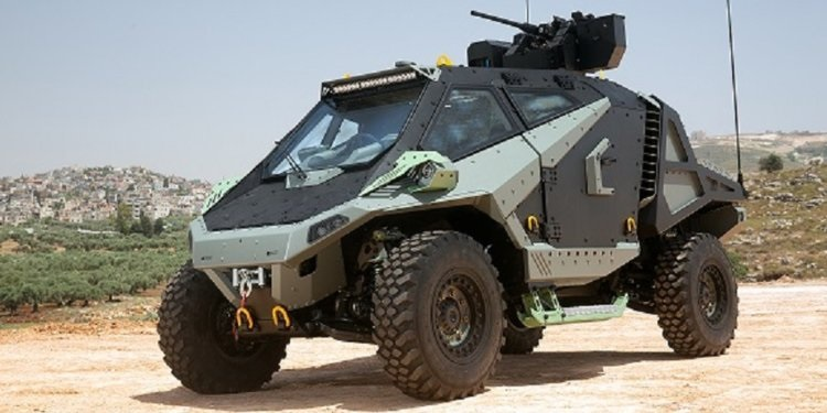 The Popular Trends In Global Armored Vehicle Market For 2019