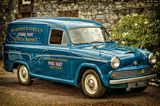 A History of Vehicle Signage and Advertising