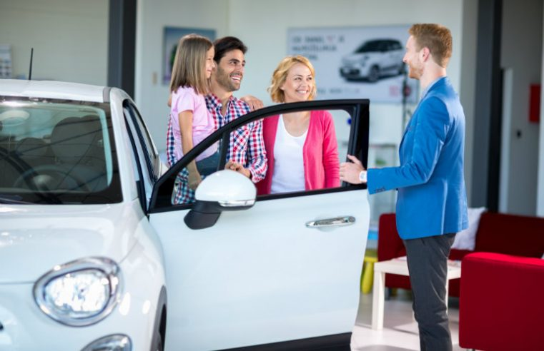 Buying A New Car In The UK – How To Get A Deal