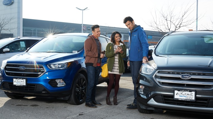 What to Look For When Buying a New Ford Car