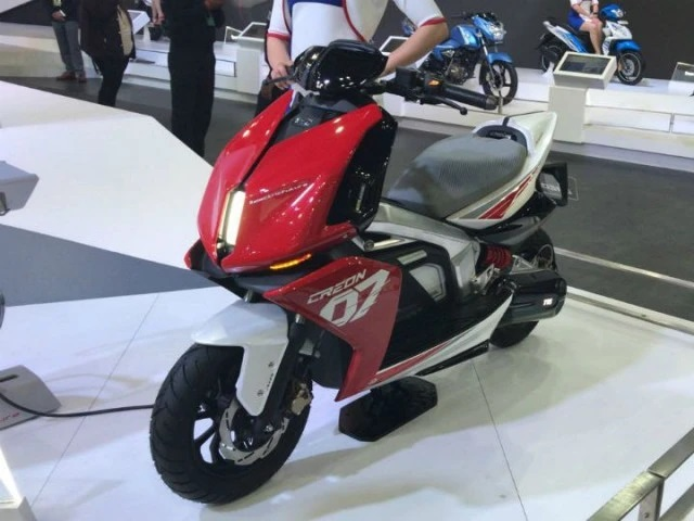TVS Creon and TVS Zeppelin to be launched in India soon
