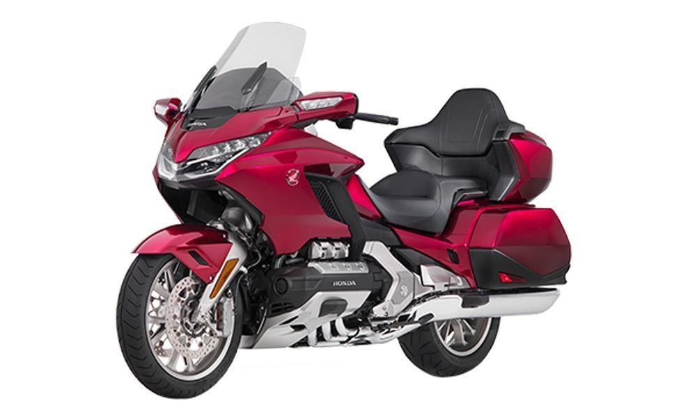 Honda Gold Wing: The luxury cruiser from Honda