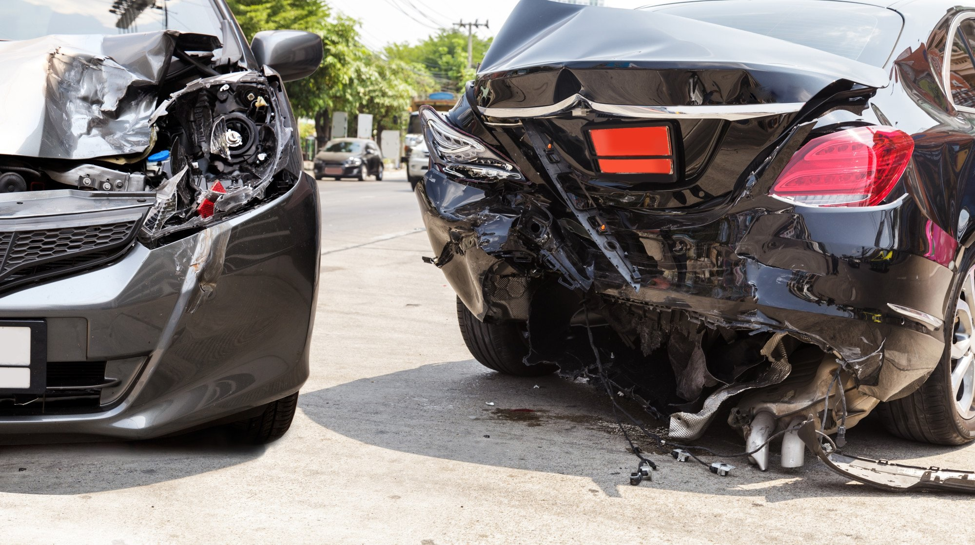 How To Make Cash From a Totaled Vehicle