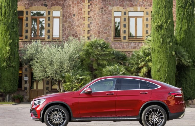 About the new 2020 Mercedes-Benz GLC