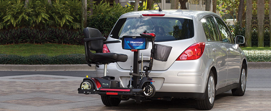 What Is a Wheelchair and Scooter Lift?