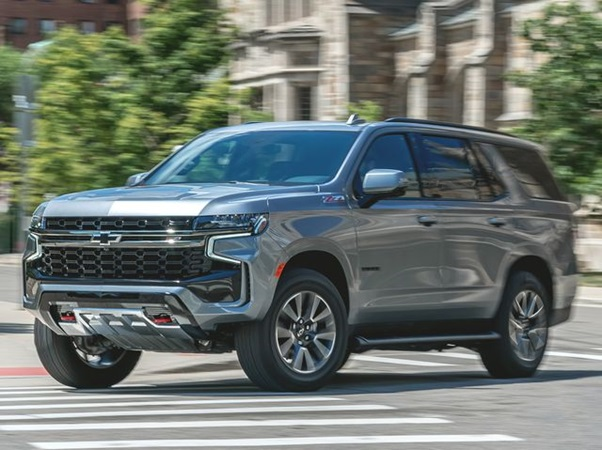 Is the 2021 Edition of Chevrolet Tahoe a Fun to Ride Vehicle?