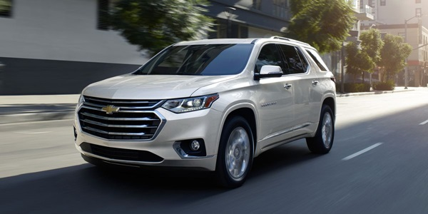 How Impressive is the 2021 Chevrolet Traverse?