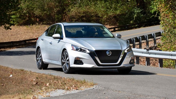 Features to Appreciate in the 2021 Nissan Altima