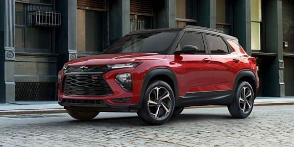What Mostly Impress the 2021 Chevrolet Trailblazer Buyers?