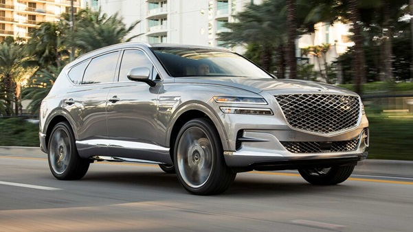 How Genesis Creates an Ideal Luxury SUV in its 2021 GV80 Model?