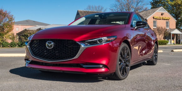 How Advanced is the 2021 Mazda 3 Sedan Model Series?