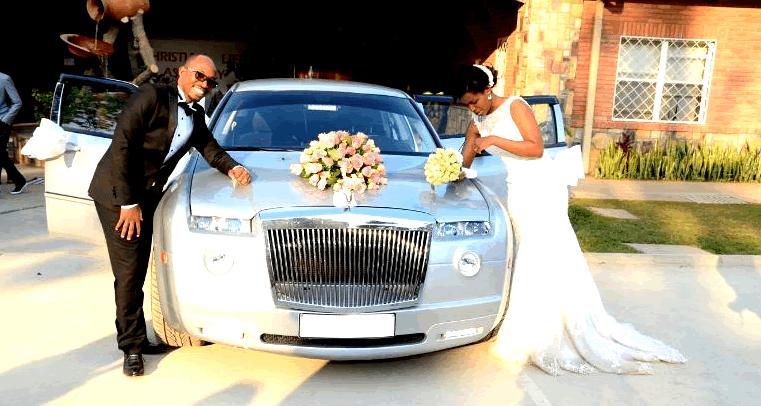 CHOOSING A CAR FOR THE WEDDING