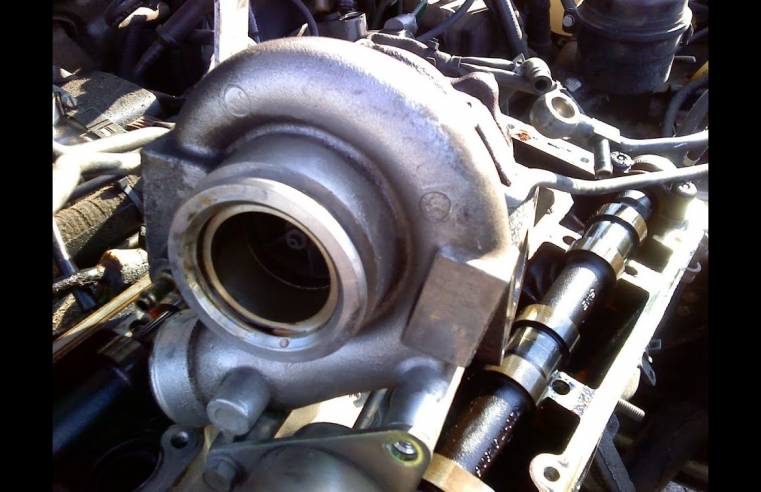 Turbo Diesel and its advantages. Increased power, higher performance and lower consumption