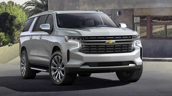 How Impressive Was Our Test Drive with the 2021 Chevrolet Suburban?