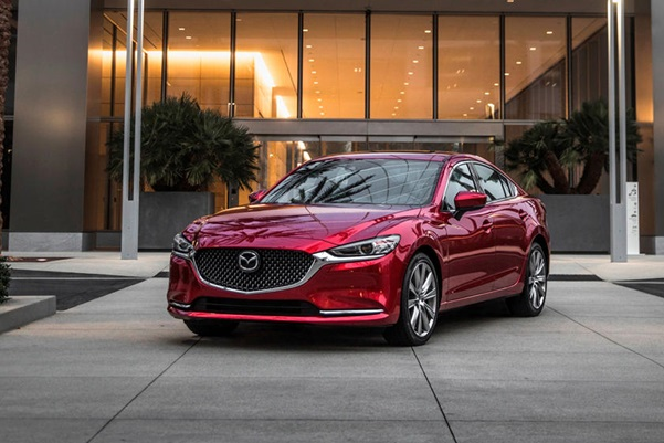 Major Attractive Features of the 2021 Mazda 6 Models