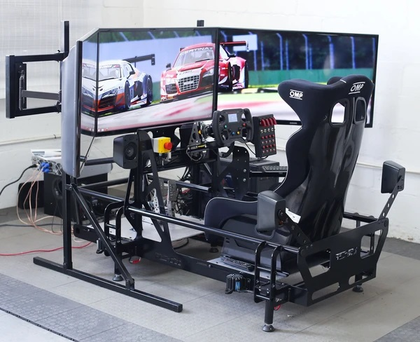 An eSports masterpiece: why is sim racing so popular?