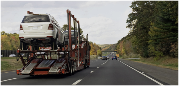 Benefits of shipping your car vs. driving it across country