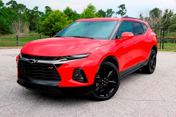 Which is the Best Crossover SUV from Chevrolet Released for the Year 2021?