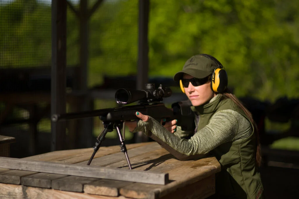 How to Shoot a Rifle
