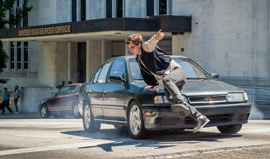 """Five incredible cars featured in """"Baby Driver"""""""