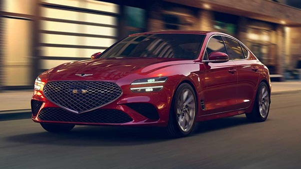 Can You Recommend the 2022 Genesis G70 as One of the Best Luxury Sports Sedans?