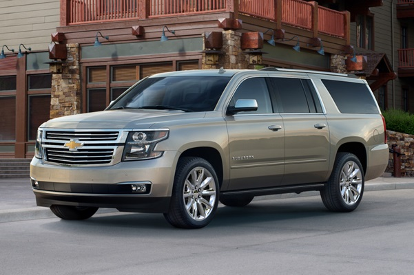 What Will You Gain Buying a Used Version of 2019 Chevrolet Suburban Model?