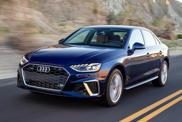 Luxuriating Rides Ensured in the 2022 Audi S4 Models
